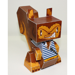 Paper Toy #10