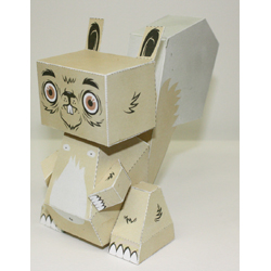Paper Toy #15