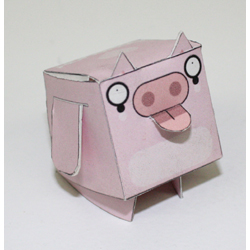 Paper Toy #18