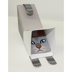 Paper Toy #19