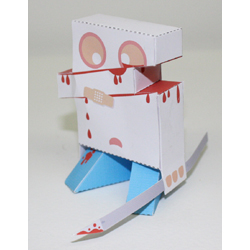 Paper Toy #21