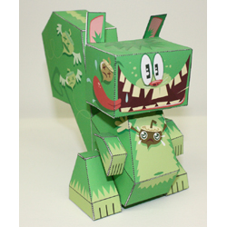 Paper Toy #24