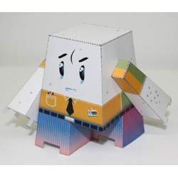 Paper Toy #30