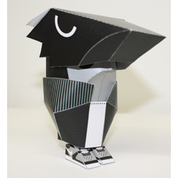 Paper Toy #31