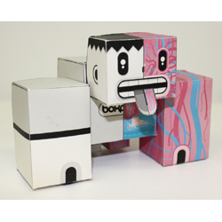 Paper Toy #32