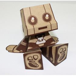 Paper Toy #33