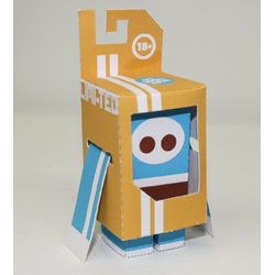 Paper Toy #36