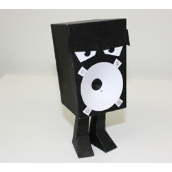 Paper Toy #38