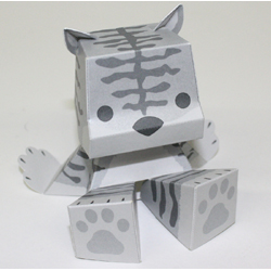 Paper Toy #39
