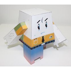 Paper Toy #40