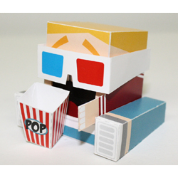 Paper Toy #42