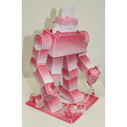 Paper Toy #43