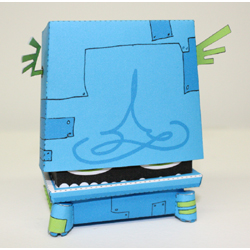 Paper Toy #49