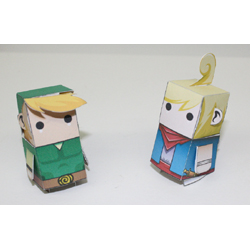 Paper Toy #5