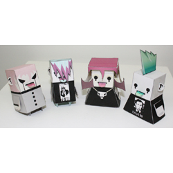 Paper Toy #50