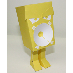 Paper Toy #53