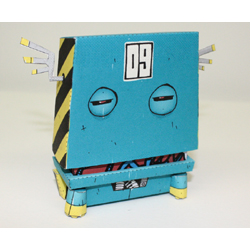 Paper Toy #58