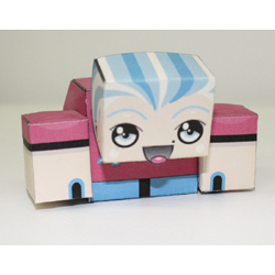Paper Toy #6