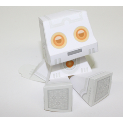 Paper Toy #67