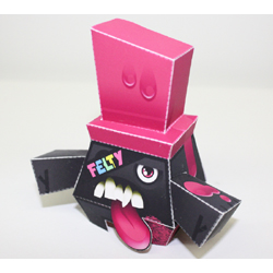 Paper Toy #68