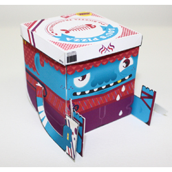Paper Toy #71