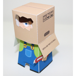 Paper Toy #72