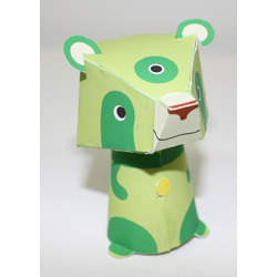 Paper Toy #73