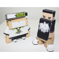 Paper Toy #80