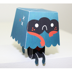 Paper Toy #82
