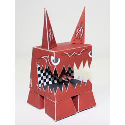 Paper Toy #84