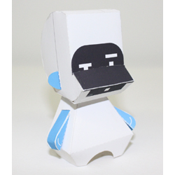 Paper Toy #85