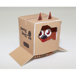 Paper Toy #88