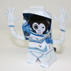 Paper Toy #9