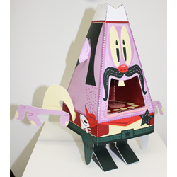 Paper Toy #91