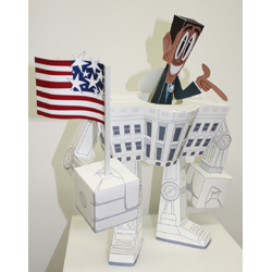 Paper Toy #92