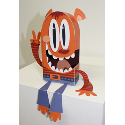 Paper Toy #94