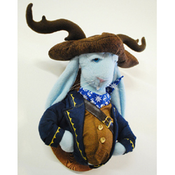 Captain Jack-alope
