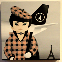 Travel Agent - Paris
