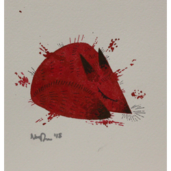 Bleeding Fox