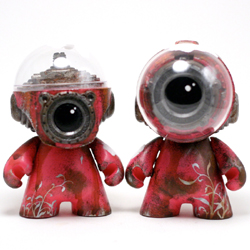 Clear Vision Mk1 - High Altitude Pink Series (figure on left)