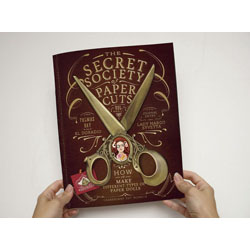 Secret Society of Paper Cuts