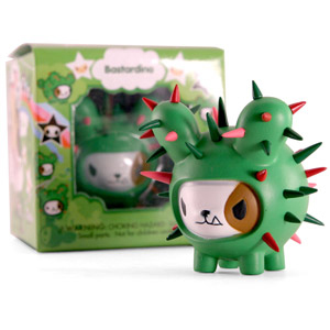 Cactus Friends- Bastardino 3 inch figure by Tokidoki