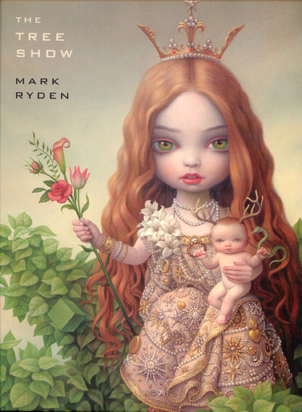 This big, hardcover Mark Ryden book is the exhibition catalog from