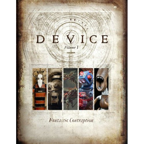Device Volume 1, a retrospective on Device Gallery artists including:  Wayne Martin Belger, HR Giger, and many more.