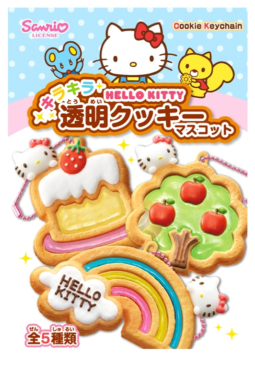 Re-Ment and Sanrio have collaborated to bring us a fresh batch of Sparkly Clear Cookie Mascots.<br><br>