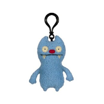 Uglydolls keychain- Gato Deluxe by David Horvath and Sun-Min Kim