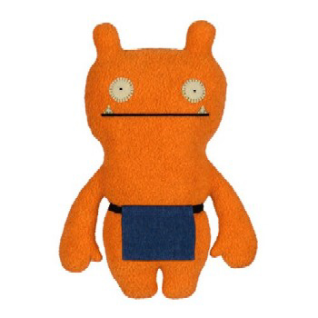 Uglydolls Little Uglys-Minimum Wage by David Horvath and Sun-Min Kim