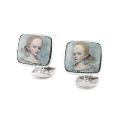 Ray Caesar Artist Series Cuff Links- Air