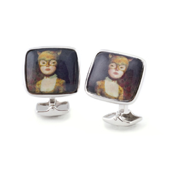 Ray Caesar Artist Series Cuff Links- Earth