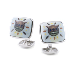 Jeff Soto Artist Series Cuff Links- Fall